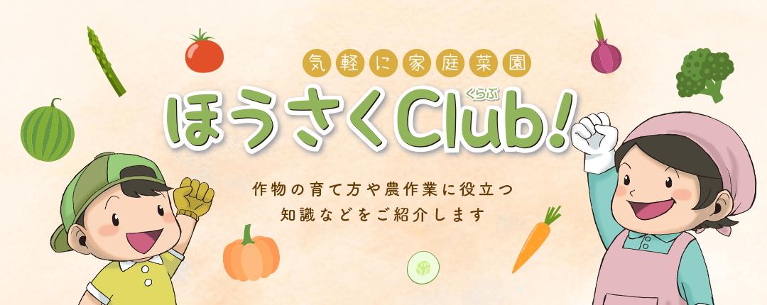 ほうさくClub
