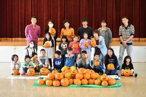 「こどもと一緒に畑体験!手作りハロウィーンかぼちゃでパーティー」を開催します